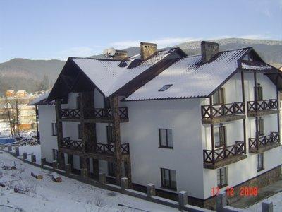 Отель Шале МарСо 3* Буковель (Поляница) Украина - Карпаты
