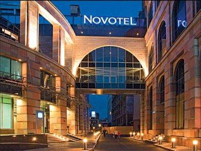 Отель Новотель Санкт-Петербург Центр 4* Санкт-Петербург Россия