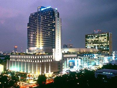 Отель Pathumwan Princess 4* Бангкок Таиланд