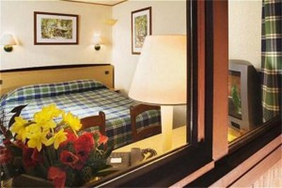 Отель Campanile Lisieux 2* Довиль Франция