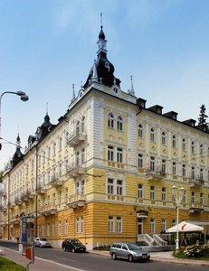 Отель Reitenberger 4* Марианске-Лазне Чехия