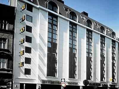 Отель Erzsebet City Center Hotel 3* Будапешт Венгрия