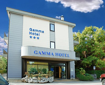 Отель Gamma 3* Венеция Италия