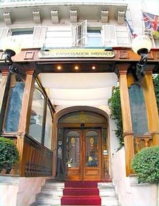 Отель Ambassador 3* Монте-Карло Монако