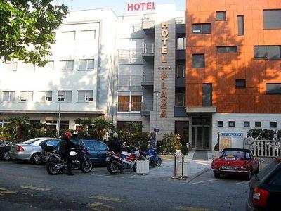 Отель Plaza Hotel 4* Сплит Хорватия