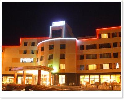 Отель Jannat 5* Бишкек Киргизия