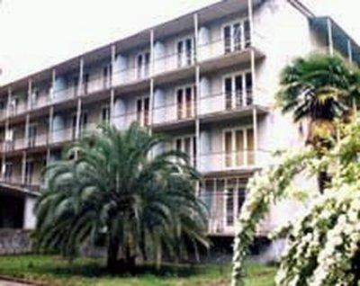 Отель Санаторий Челюскинцев 2* Гагра Абхазия