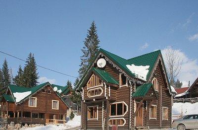 Отель Royal Village Resort 4* Буковель (Поляница) Украина - Карпаты