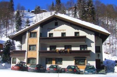 Отель Pension Riedlsperger 3* Заальбах Австрия