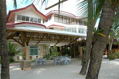 Отель Willys Beach Club 3* о. Боракай Филиппины
