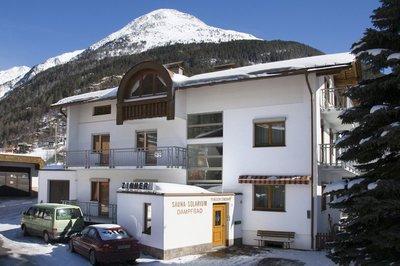 Отель Pension Otztal 2* Зельден Австрия