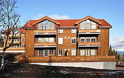 Отель Aasgard Fageraesen Panorama 3* Трюсиль Норвегия