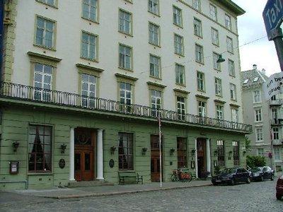 Отель Hotel Grand Terminus 3* Берген Норвегия