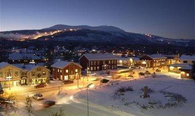 Отель Norlandia Trysil 3* Трюсиль Норвегия