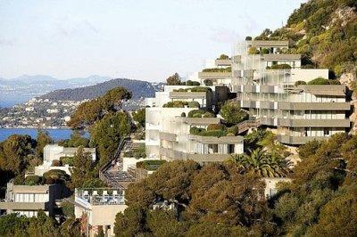 Отель Residence Costa Plana Cap Dail 3* Монте-Карло Монако