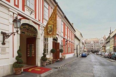 Отель St. George Residence 5* Будапешт Венгрия