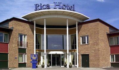 Отель Rica Hotel Gardemoen 3* Осло Норвегия