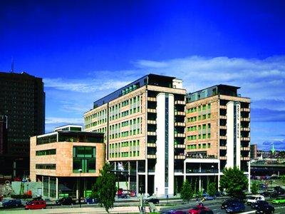 Отель Thon Hotel Opera 4* Осло Норвегия