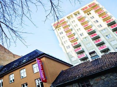 Отель Thon Hotel Oslo Panorama 3* Осло Норвегия