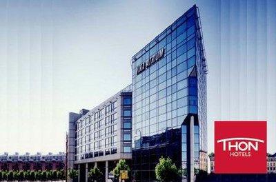 Отель Thon Hotel Vika Atrium 4* Осло Норвегия