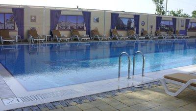 Отель Mar Le Mar Club 4* Песчаное Крым