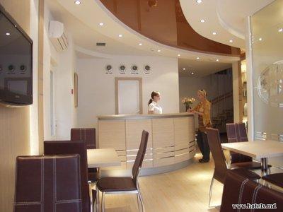Отель Mini Business & Spa Hotel Olsi 4* Кишинев Молдова