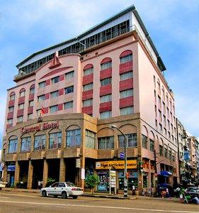 Отель Central Hotel Yangon 3* Янгон Мьянма