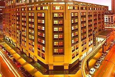 Отель Rydges World Square 4* Сидней Австралия