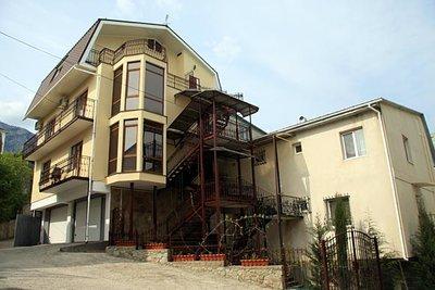 Отель Гостевой Дом Татьяны 2* Мисхор Крым