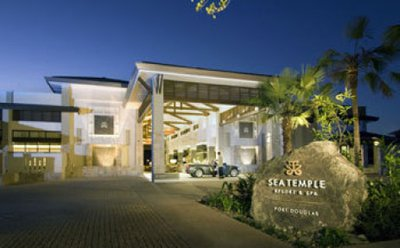 Отель Sea Temple Resort & Spa Port Douglas 5* Большой барьерный риф Австралия