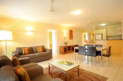 Отель Bay Village Tropical Retreat 3* Большой барьерный риф Австралия