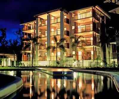 Отель Blue Lagoon Resort Trinity Beach 4* Большой барьерный риф Австралия
