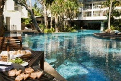 Отель Grand Mercure Rockford Esplanade Palm Cove 4* Большой барьерный риф Австралия