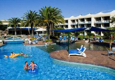 Отель Sea World Resort 4* Золотой Берег Австралия