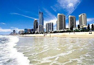Отель Grand Chancellor Surfers Paradise Resort 4* Золотой Берег Австралия