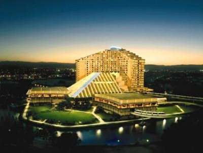 Отель Jupiters Hotel & Casino Gold Coast 5* Золотой Берег Австралия