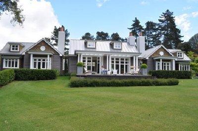Отель Huka Lodge 4* Таупо Новая Зеландия