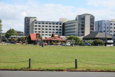 Отель Novotel Rotorua Lakeside 4* Роторуа Новая Зеландия