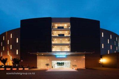 Отель Scenic Te Pania Hotel 4* Нейпир Новая Зеландия