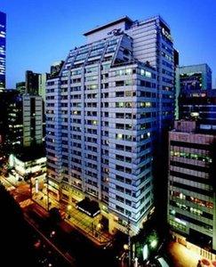 Отель Residence Coatel Chereville 3* Сеул Южная Корея