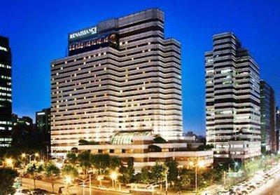 Отель Renaissance Seoul Hotel 5* Сеул Южная Корея