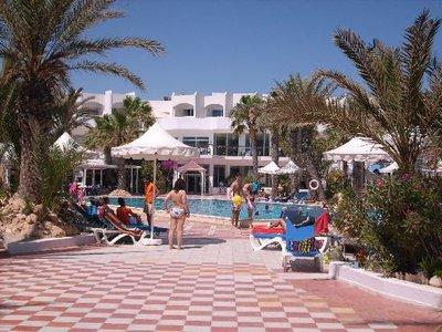 Отель Coralia Club Palm Beach 3* о. Джерба Тунис