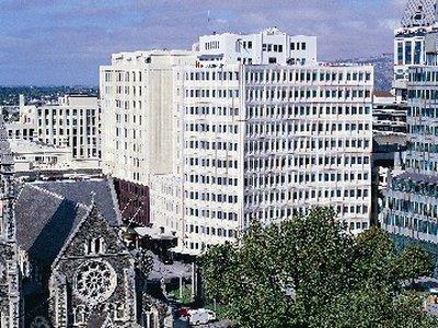 Отель Millennium Hotel Christchurch 4* Крайстчерч Новая Зеландия