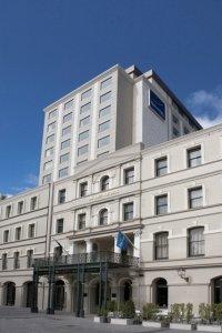 Отель Novotel Christchurch Cathedral Square 4* Крайстчерч Новая Зеландия