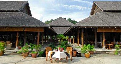 Отель Rebak Island Resort a Taj Hotel 5* о. Лангкави Малайзия