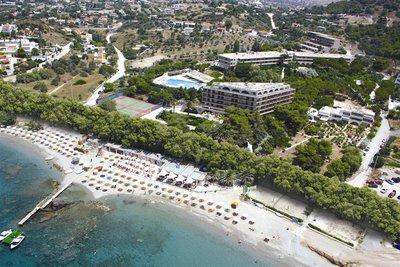 Отель Eden Beach Resort Hotel 4* Аттика Греция