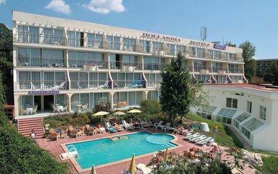 Отель Сердика 3* Золотые пески Болгария