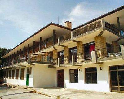 Отель Чайка 2* Золотые пески Болгария