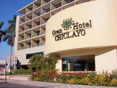 Отель Gran Hotel Chiclayo 4* Чиклайо Перу