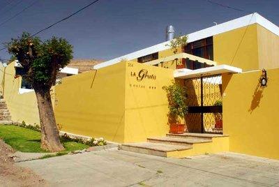 Отель La Gruta 3* Арекипа Перу